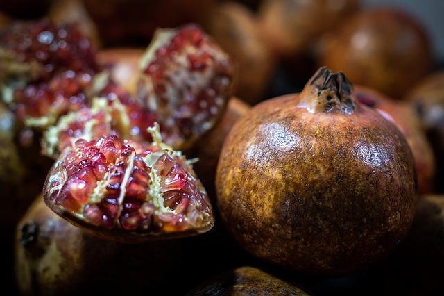 Pomegranate dream interpretation