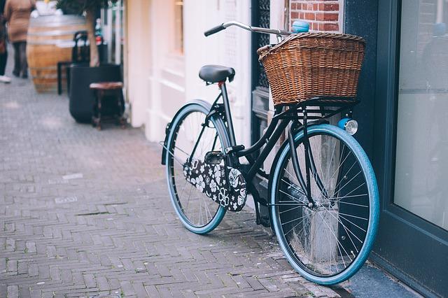 dream losing bike
