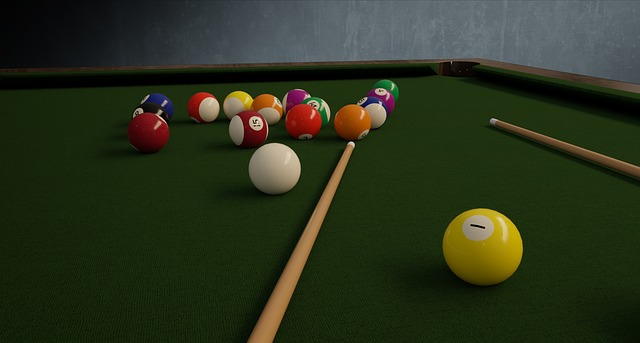 billiard dream