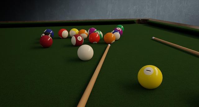billiard dream