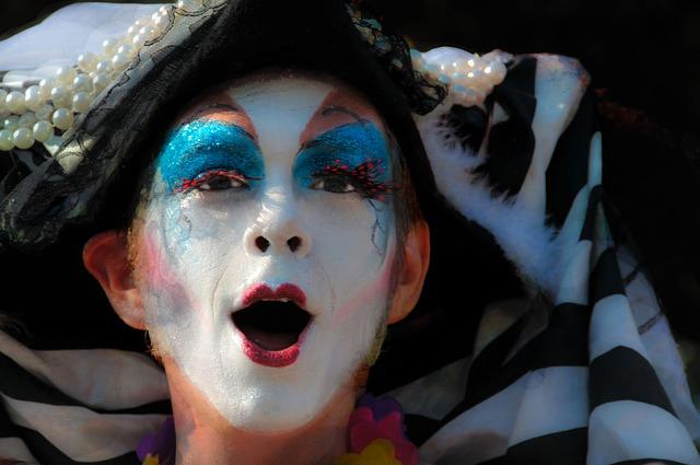clown dream