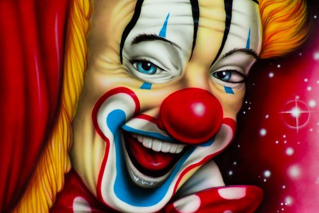 clown symbol