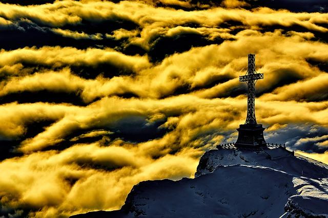 Dream Interpretation Gold Cross | Dreammeaning xyz