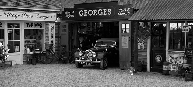 garage dream
