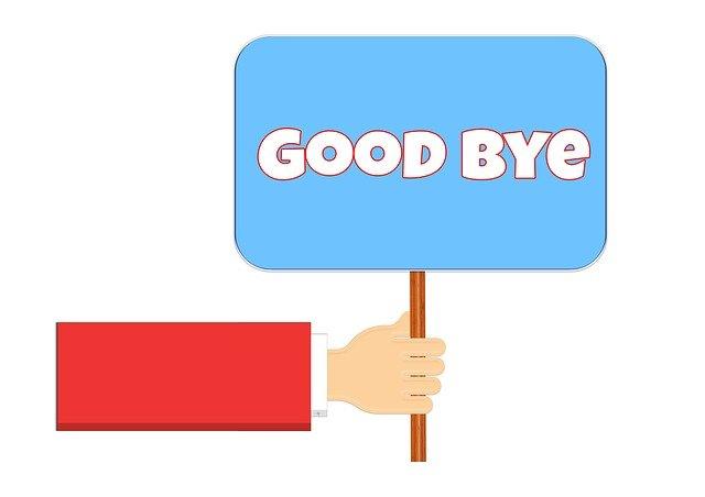 dream goodbye