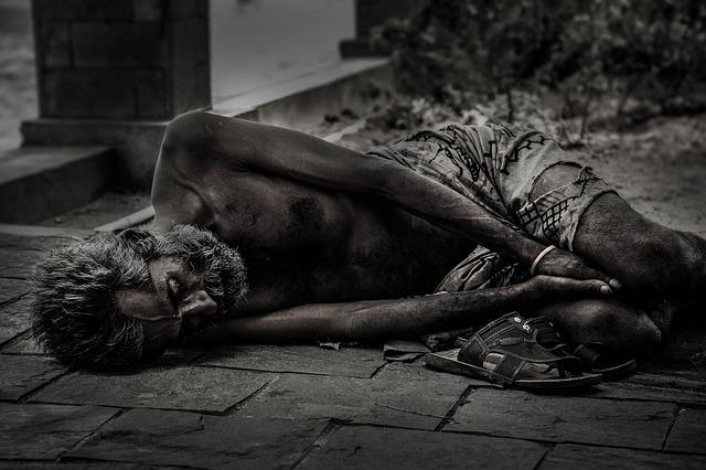homeless dream