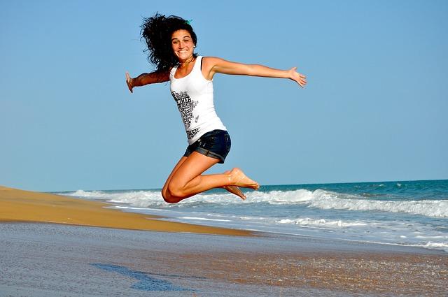 jumping dream
