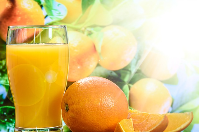orange juice dream