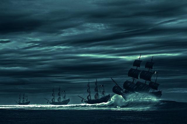 pirate dream