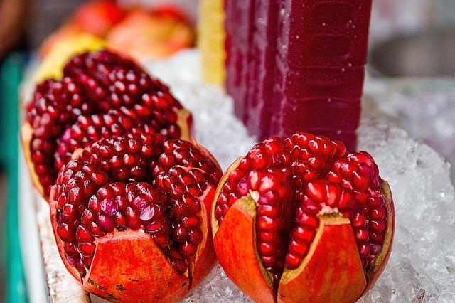 Pomegranate dream