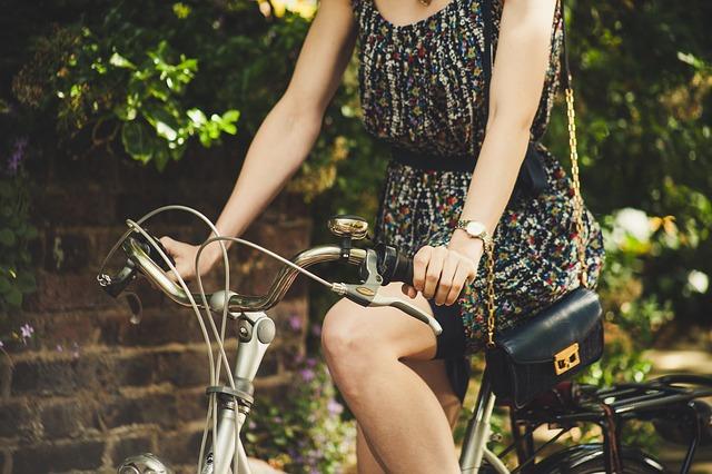 dream riding bike