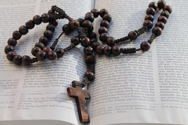 rosary dream