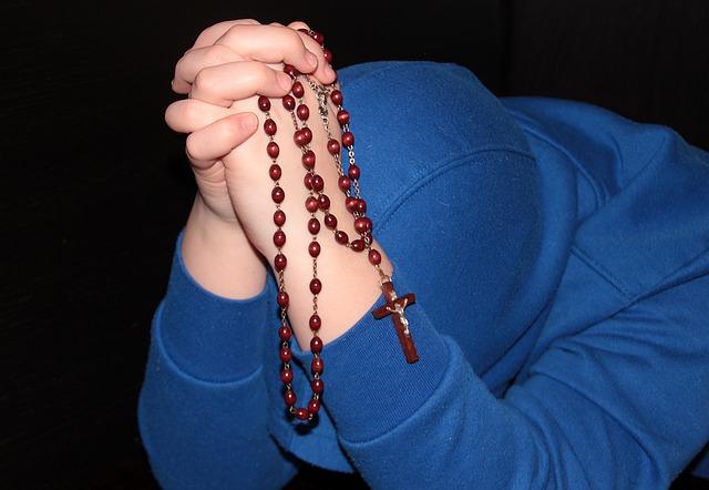 rosary symbol