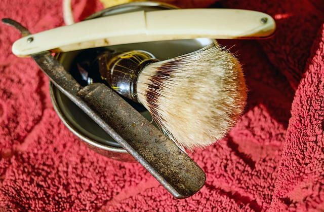 dream shaving