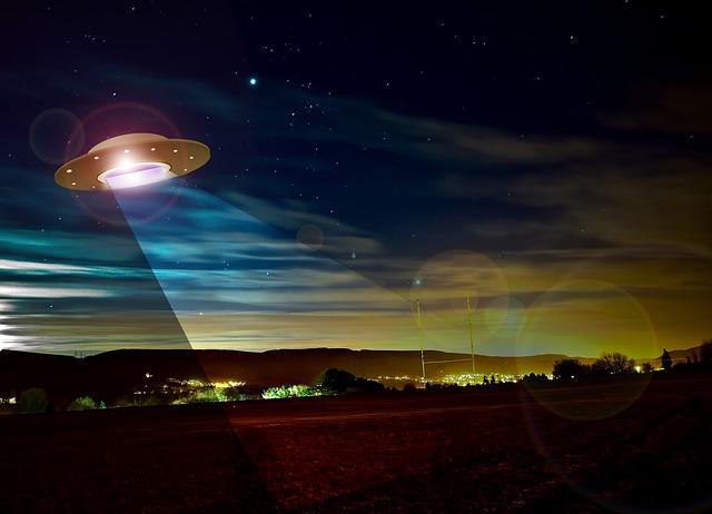 ufo dream