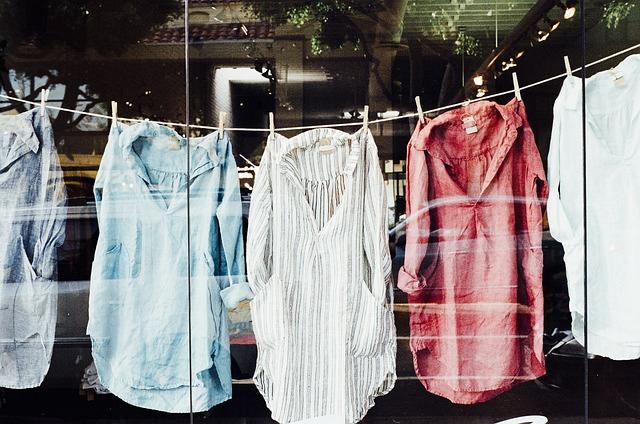 dream washing clothes