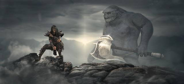 dream giant monster