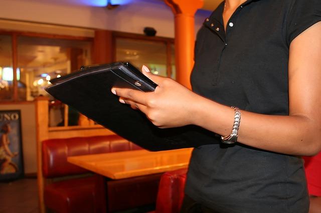 waiter dream