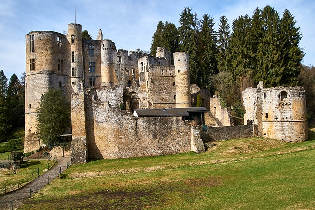 castle dream meaning