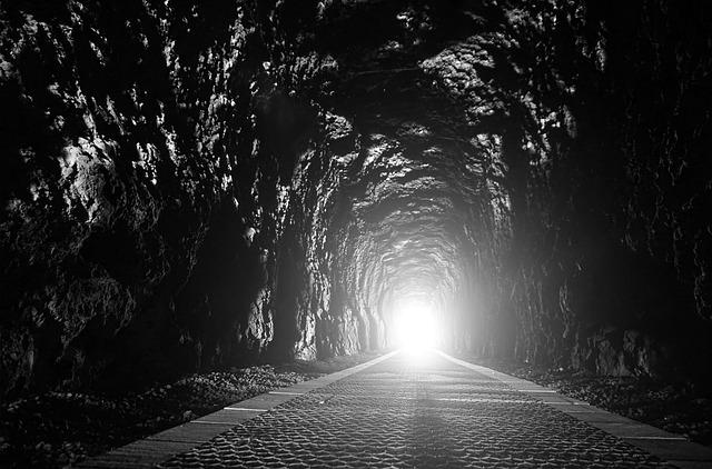 walking in the dark dream meaning