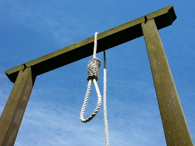 gallows in a dream
