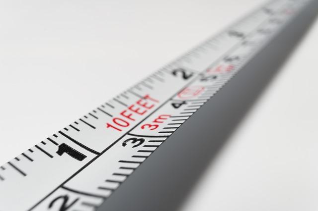 dream of measuring tape