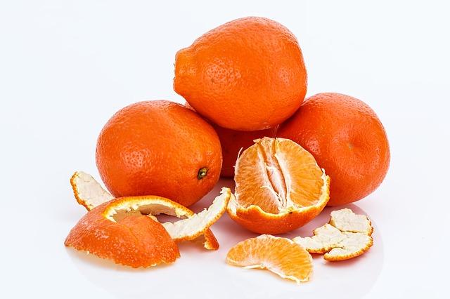 dreaming mandarin tangerine